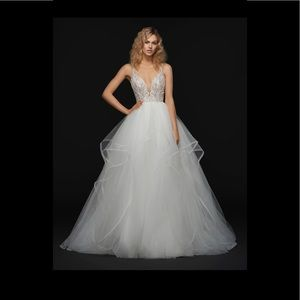 Hayley Paige Lincoln gown